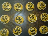 Cukrářské pečivo - Smajlíci 90g